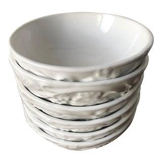 "Deruta ""Grappa"" Italian Faience Bowls-Set 6 For Sale"