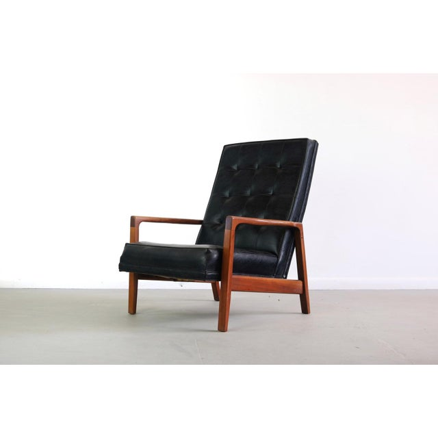 Early Milo Baughman Highback Lounge Chair for James Inc Early Milo Baughman lounge chair for James Inc circa 1950's....