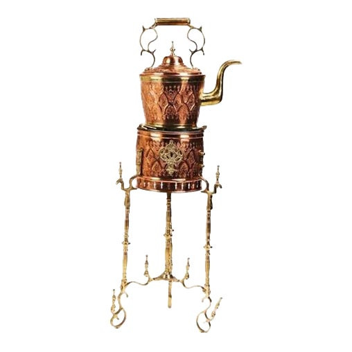 Traditional Majmar or Tea Pot on Kettle For Sale In New York - Image 6 of 6
