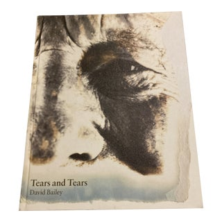 Steidl Tears of Tears Book by David Bailey For Sale