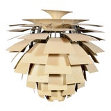 "Image of Mid 20th Century Poul Henningsen Attributed ""Artichoke"" Chandelier For Sale"