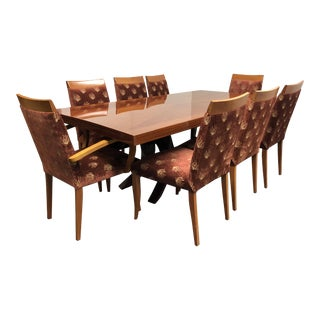 Dakota Jackson Epoch Series Dining Set
