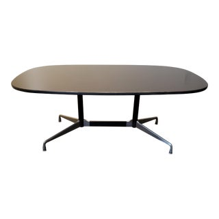 Mid-Century Modern Eames for Herman Miller Conference or Dining Table For Sale