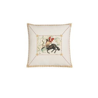 Sagittarius Pillow For Sale