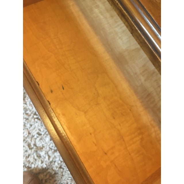Brown 1970s Mid-Century Modern Drexel End Table For Sale - Image 8 of 9