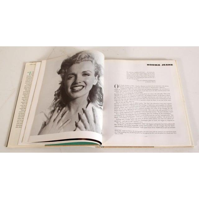 Vintage Marilyn Monroe Hardcover Book by Gloria Steinem For Sale - Image 4 of 9