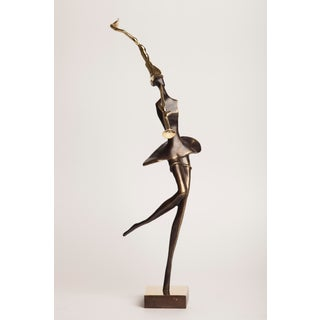 Muse Bronze Sculpture Preview