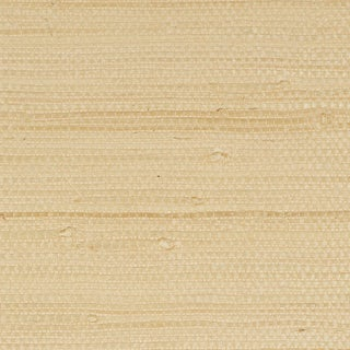Schumacher Kiyoko Jute Wallpaper in Natural Preview