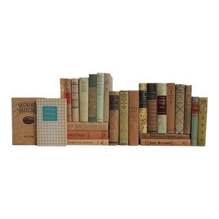 Peach Grove Midcentury Book Set : Set of Twenty