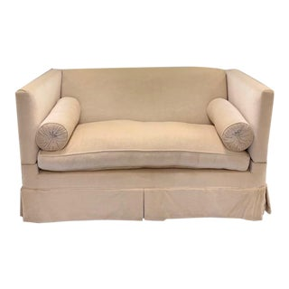 Knole House Canterbury Loveseat Daybed For Sale