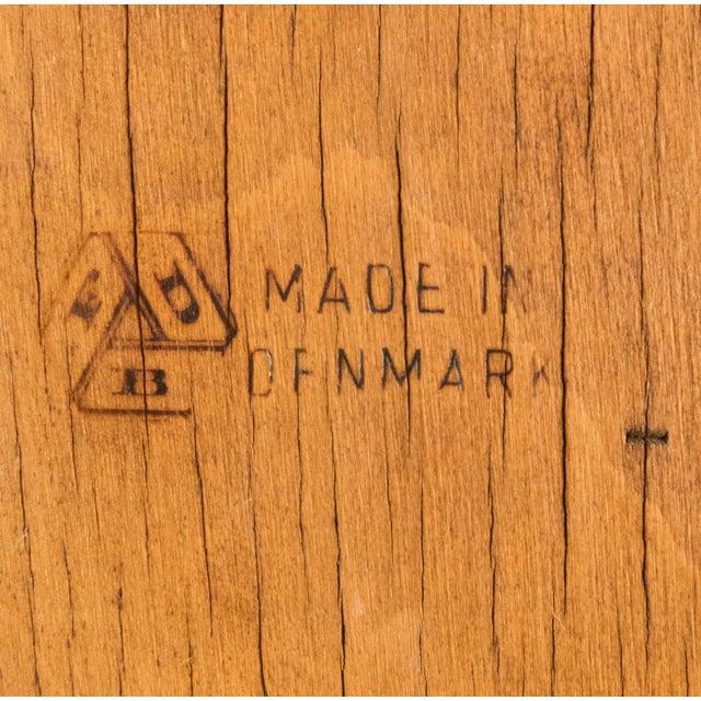 Ejvind Johansson Stool for FDB Mobler For Sale - Image 10 of 10