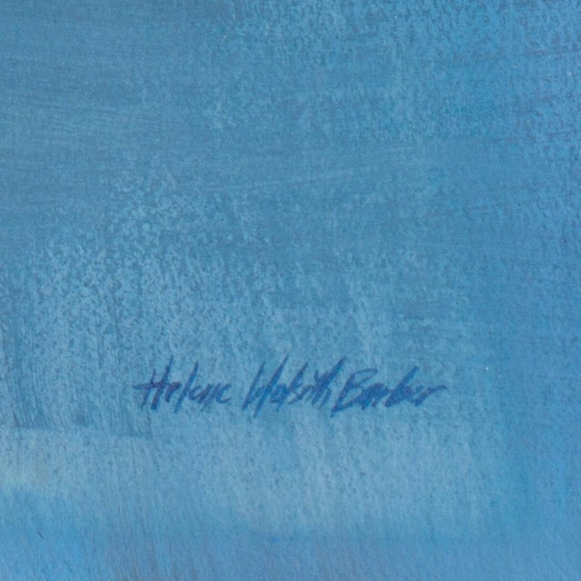 """""""Night Remembered"""" by Helene Wolseth Barber For Sale - Image 6 of 8"""