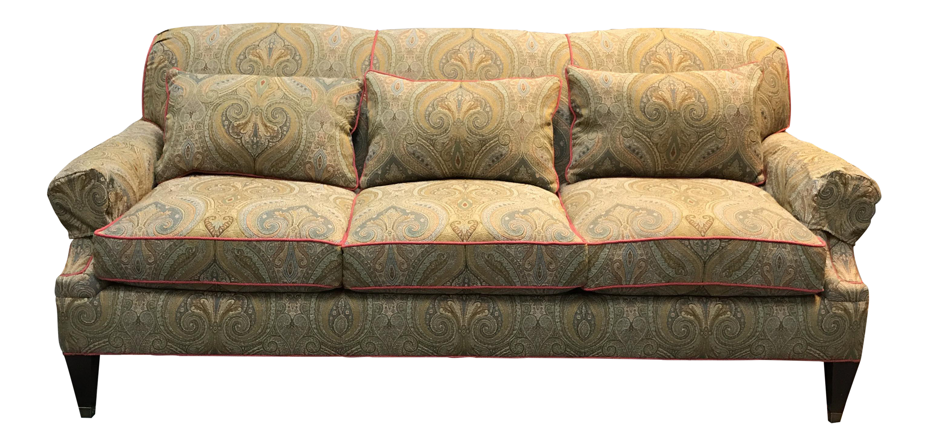 Drexel Heritage Paisley Couch