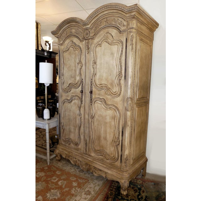 Ferguson Copeland French Country Armoire For Sale - Image 11 of 11