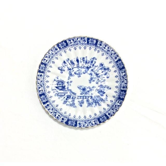 Ceramic Antique Chinoiserie Dessert Set, 44 Pcs. For Sale - Image 7 of 13