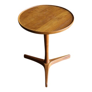 Mid Century Danish Modern Hans Andersen for Artex Teak Occasional Table