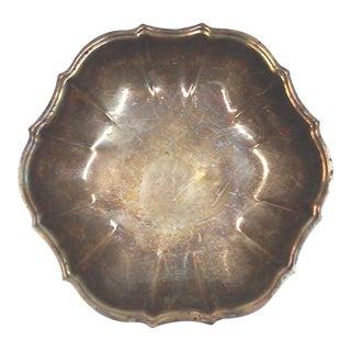 Silverplate Bread Basket For Sale