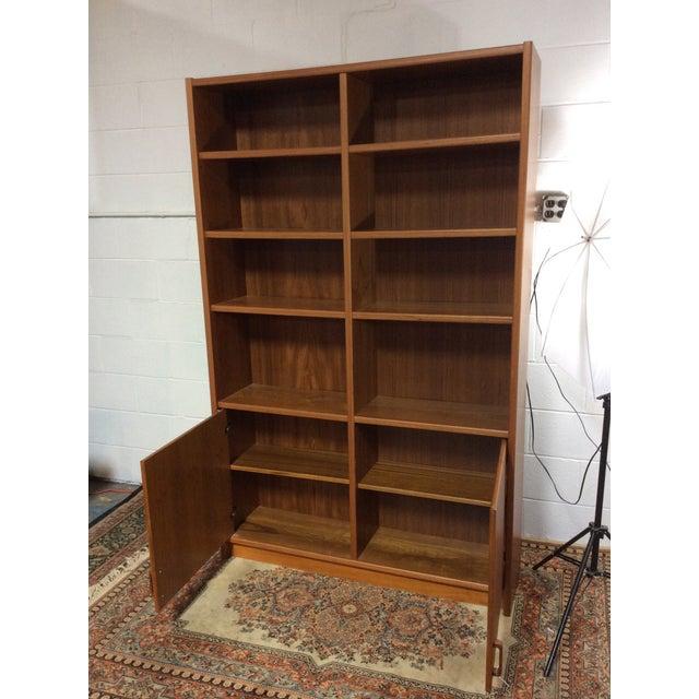 Danish Modern 1970s Vintage Bookshelf For Sale