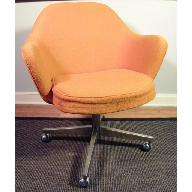 Vintage Knoll Mid-Century Office Chair - Image 2 of 6