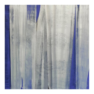 "Marcy Rosenblat ""Blue View"", Painting For Sale"