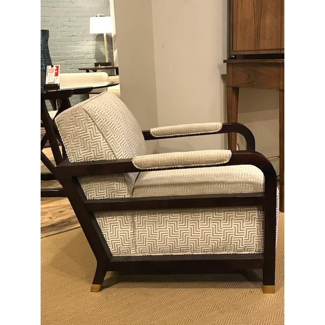 Art Deco Pearson Carson Lounge Chair For Sale - Image 3 of 4