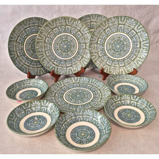 Royal Iron Stone by Royal China Made in USA 1960'sPattern style Baghdad. Detergent Proof Oven-Proof Dishwasher Safe...
