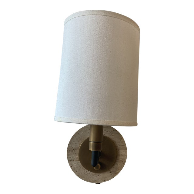 Robert Abbey Axis Wall Sconce For Sale