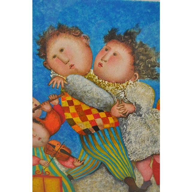 Graciela Rodo Boulanger Signed & Numbered Lithograph c.1980 - Image 8 of 9