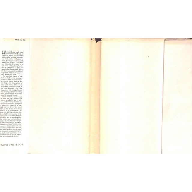 Cecil Beaton's Scrapbook For Sale - Image 10 of 11