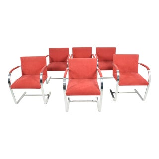 Knoll Brno Chairs - Set of 6