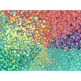 """Horizon 1, Large Giclee Print. 32x24"""" Plus Boarder For Sale"""