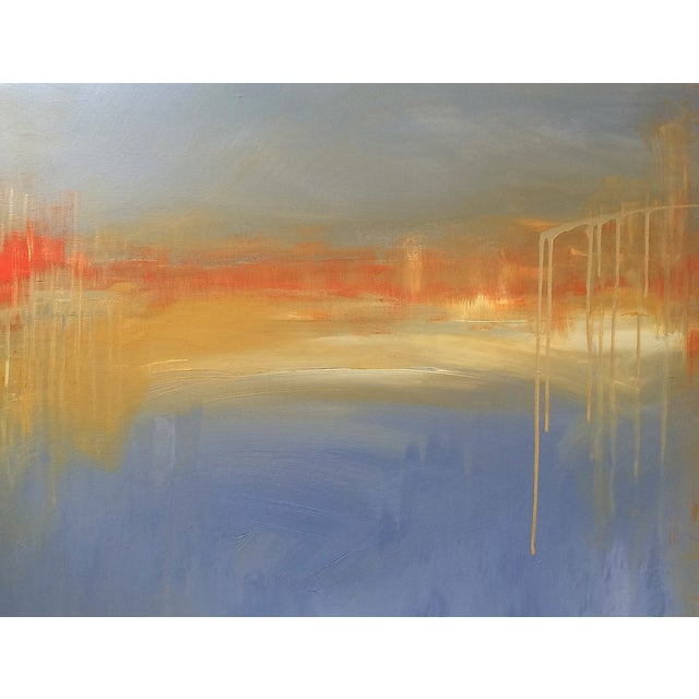 'FiRE iSLAND' Original Abstract Painting - Image 7 of 7