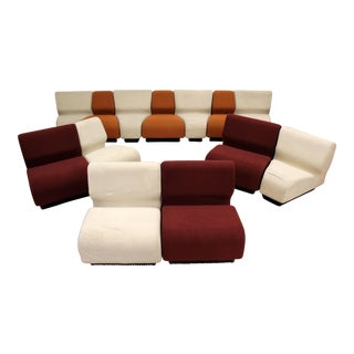 Mid-Century Modern Don Chadwick for Herman Miller Never Ending Sectional Sofa - Set of 13