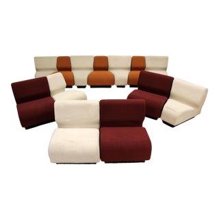 Mid-Century Modern Don Chadwick for Herman Miller Never Ending Sectional Sofa - Set of 13