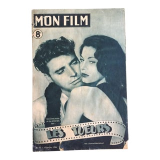 1948 Mon Film Magazine For Sale