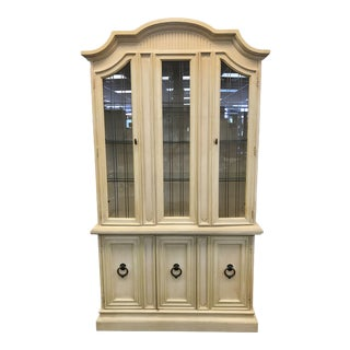 Drexel Heritage China Cabinet For Sale