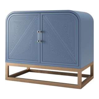 Avery Credenza - Summer Mist Blue For Sale