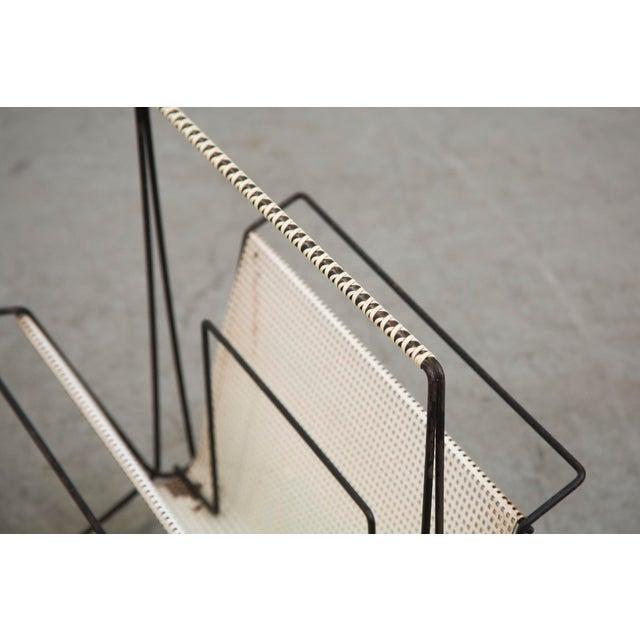 Pilastro Style Wire Magazine Rack - Image 4 of 7