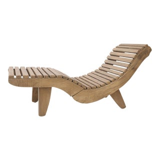Contoured Lounge by Klaus Grabe For Sale