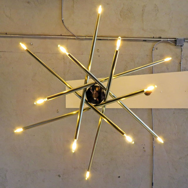Gallery L7 Spiral As-6 Chandelier For Sale - Image 10 of 11
