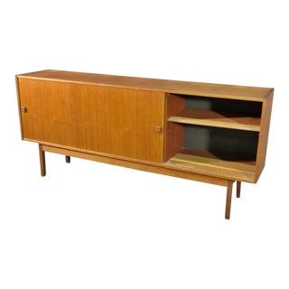 Teak Danish Cabinet For Sale