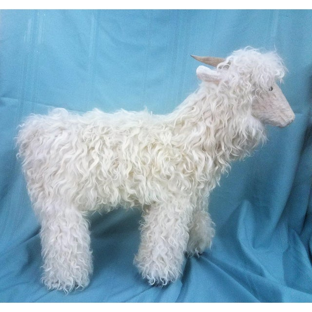 Ray Growler White Lamb Sheep Figure For Sale - Image 12 of 12