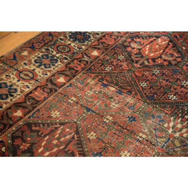 "Vintage Baktiari Carpet - 7'1"" X 9'11"" For Sale In New York - Image 6 of 12"