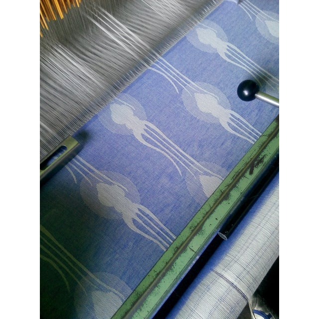 'Deco Squid' Towalla - 100% Linen Cotton - Image 3 of 5