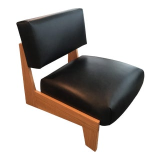 Jeanerret Style Accent Chair For Sale