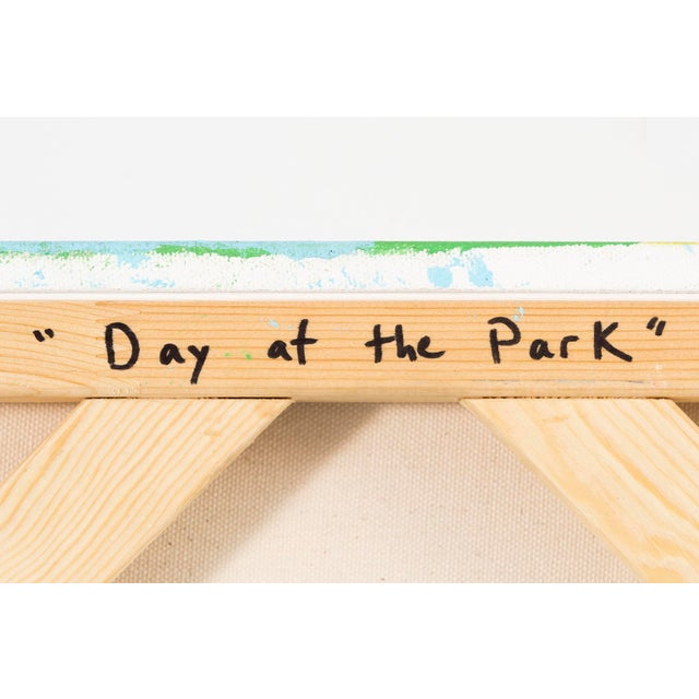 "Maura Segal, ""Day at the Park"" - Image 8 of 9"