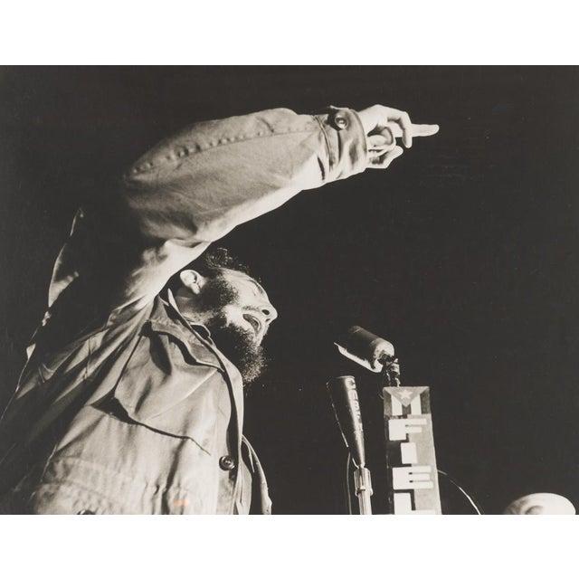 Fidel Castro Original 1960 Photo by Liborio Noval - Image 3 of 9