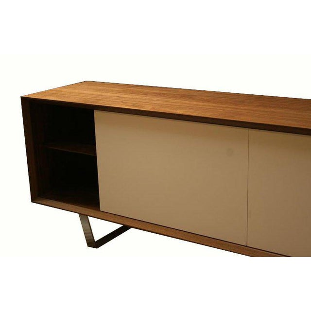 Customizable Yoon Sliding Door Console For Sale - Image 10 of 10