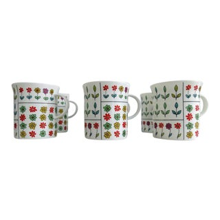 Emilio Pucci Piemonte Berlin Cups -Set of 6