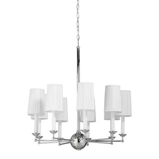 Jermyn Street Chandelier, Single Tier For Sale
